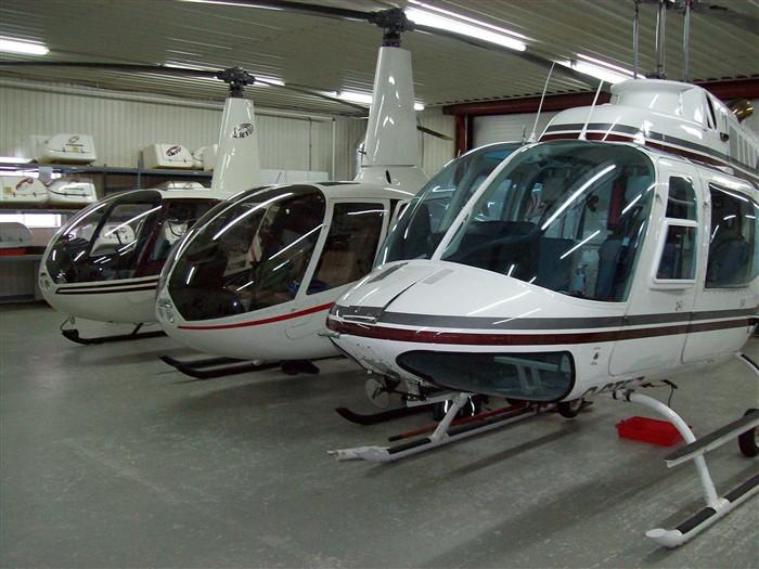 Robinson R66 - Rotorworks Inc