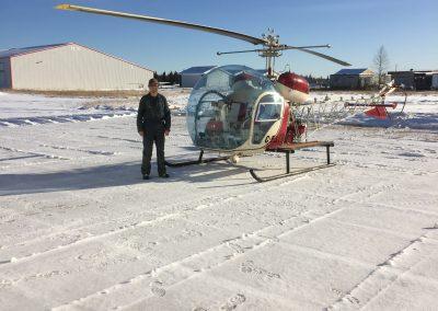 1963 Bell 47 G3