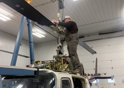 Bell Helicopter Head